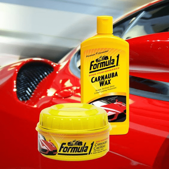 formula 1 car wax