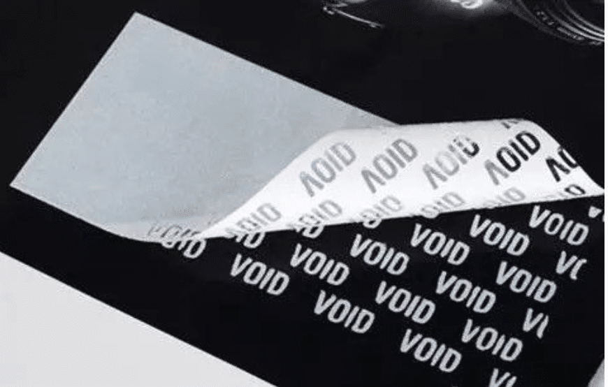void label